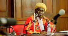 Chief Justice Alfonse Chigamoy Owiny-Dollo